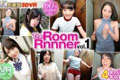 【VR】The Room Rnnner 河奈亜依