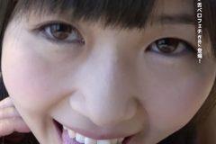 舌ベロプレイ ~濃厚なM男顔舐め鼻フェラ~ 須崎美羽