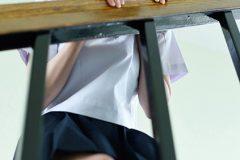 放課後、彼女を教室に残してボクに奉仕をさせながらセックスしましたぁ!!! 富田優衣